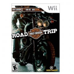 Jogo Wii Harley Davidson Road Trip Rundle