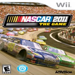 Jogo Wii Nascar 2011 The Game
