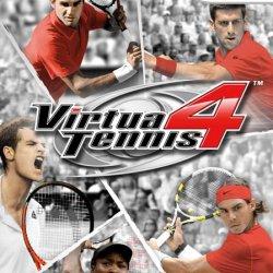 Jogo Wii Virtua Tennis 4