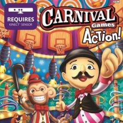 Jogo Xbox 360 Carnival Games