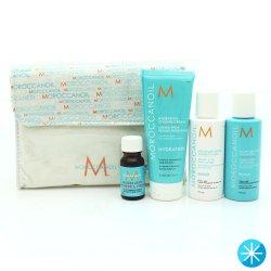 Kit Moroccanoil Repair Shampoo+Cond.+Creme+Oleo