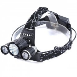 Lanterna Multifunction Light Headlamp