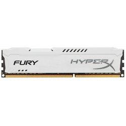 Memória DDR3 8GB PC1600 Kingston Hyperx Fury White