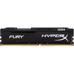 Memória DDR4 16GB PC2133 Hyper Black Fury Kingston