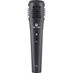 Microfone Dinamico Supercardioide Cabo 3m MDC101 Preto HARMONICS