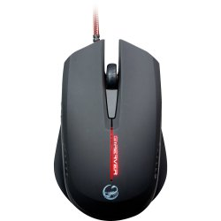 Mouse Gamer Optico USB 2000DPI G-Reaver II Preto TEAM SCORPION