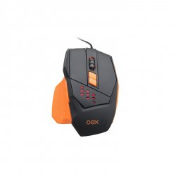 Mouse Gamer USB Steel OEX MS305 4000dpi 7Botões