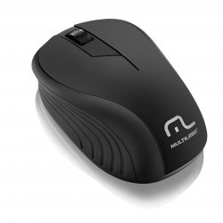 Mouse Optico Sem Fio MO212 1200 DPI Multilaser Preto