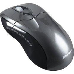 Mouse Sem Fio FX Zeus WM301 2.4GHz Grafite FORTREK
