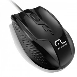 Mouse USB Multilaser MO164 Profissional Preto
