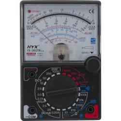 Multimetro Analogico YX360TR E-B Preto HYX