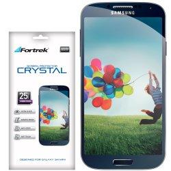 Pelicula Protetora para Samsung Galaxy S4 Mini c/ 25 unidades GSP104ECrystal FORTREK