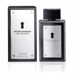 Perfume Antonio Bandera The Secret Masculino EDT 100 ml