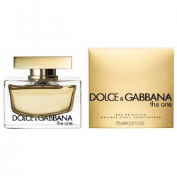 Perfume Dolce & Gabbana Ouro The One Feminino EDP 75ML
