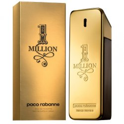PERFUME PACO RABANNE  ONE MILLION MASCULINO EDT 200 ML