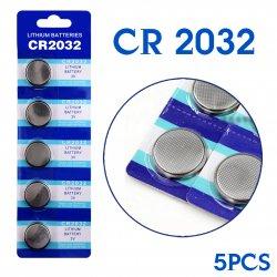 Pilha Moeda 3V 200MAH Lithium CR2032