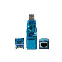 Placa de Rede USB Para RJ45 AD4 Empire