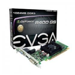 Placa De Vídeo 1GB GF8400GS EVGA DDR3