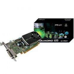 Placa De Vídeo 512 NVIDIA Quadro 400 PNY DDR3 DisplayPort/Dvi
