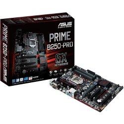 Placa Mãe Asus 1151 B250 Pro VGA/DVI/HDMI/TYPE  DDR4 USB 3.0