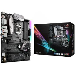 Placa Mãe Asus 1151 B250F-Gaming Strix DVI/TYPE/R DDR4 USB 3.0