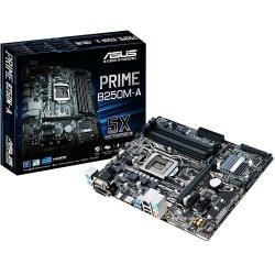 Placa Mãe Asus 1151 B250M-A PRIME VGA/DVI/HDMI/DDR4 USB 3.0