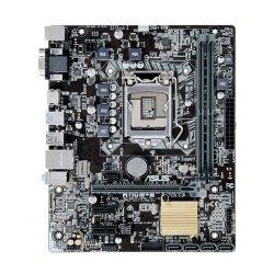 PLACA MÃE ASUS 1151 H110M-E D4 HDMI/VGA/S/V/R DDR4
