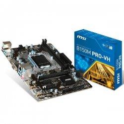 PLACA MÃE MSI 1151 B150-PRO VH VGA/HDMI/S/V/R DDR4