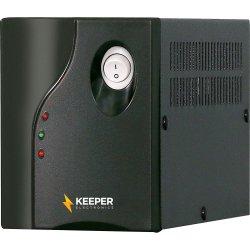 Protetor Eletrônico 2000VA Bivolt PROTETOR I Preto KEEPER