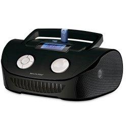 Radio Caixa De Som Boombox Multifuncional 15w Preto SP182
