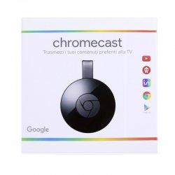 Receptor Conversor Smart TV Chromecast 2.0 1080P by Google