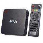 Receptor Google Tv Box 4k Ultra MXQ HEVCPRO Wifi Netflix