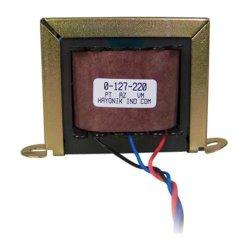 Transformador 12+12VAC 127/220VAC 435mA 12/1 HAYONIK