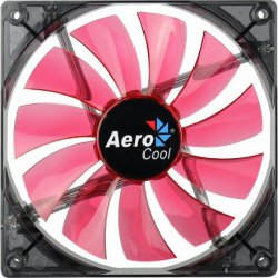 Ventilador EN51370 Lightning  Aerocool Red Led 14