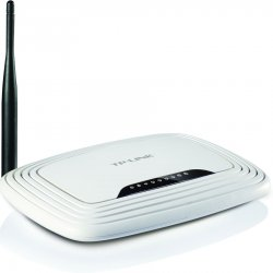 Wireless Roteador TP-Link WR741 150MBPS 1 Antenas