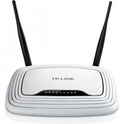 Wireless Roteador TP-Link WR841 300MBPS 2 Antenas