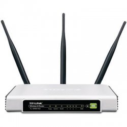 Wireless Roteador TP-Link WR941 300MBPS 3 Antenas